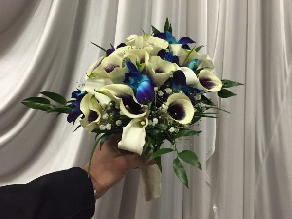 Bridal bouquet4